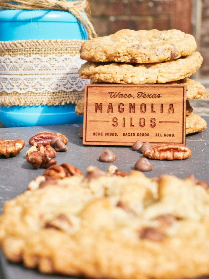 Silo Cookies from Magnolia Bakery